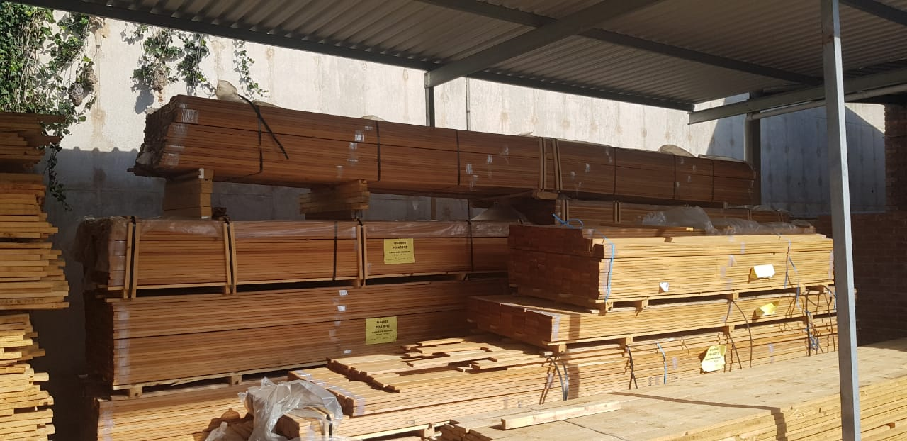 Everwood Timbers supplies Garapa Wood for decking